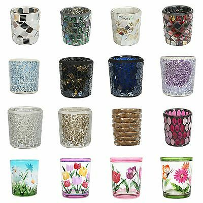 Aromatize and Village Candle Votive Candle / Tea Light Holders- Various Designs
