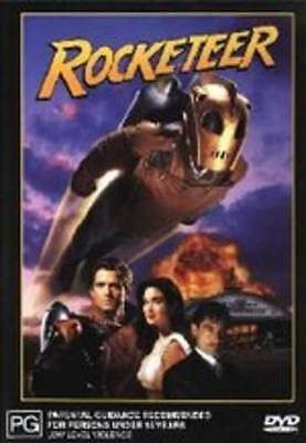 Rocketeer * NEW DVD * Timothy Dalton Paul Sorvino Jennifer Connelly Alan Arkin