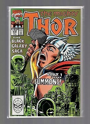 Thor #419 NM+ Frenz - Sinnott - Watcher
