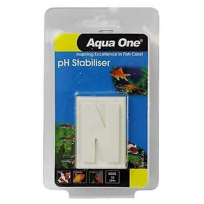 Aquarium pH Stabiliser Conditioning Block 20g 95003 Fish Tank Aqua One