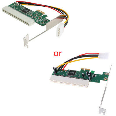 PCI Express to PCI Adapter Card Asmedia 1083 chipset  High Quality