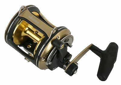 Okuma Solterra SLR-20 Single Speed Lever Drag - Overhead Game Fishing Reel