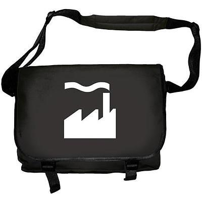 Factory Records - Logo Messenger Bag / Satchel - New & Official