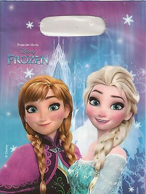 Disney Frozen Northern Lights Party Loot Bags Birthday Gift Bag Party Supplies