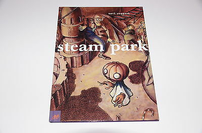 Steam Park EO / Neri / Ruggeri // Le cycliste