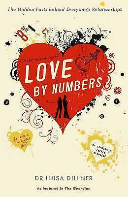Love by Numbers By Luisa Dillner - New paperback Book