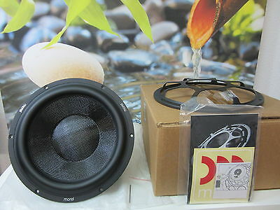"New. Morel Ultimo 12. High End Car Audio 12"" Subwoofer. 1000W Rms. 4 Ohm.."