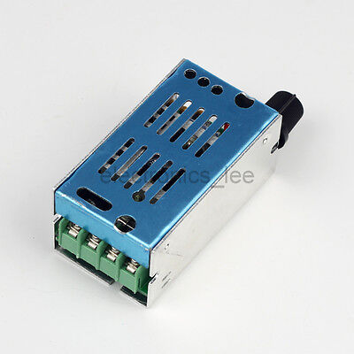 DC 12-60V PWM Driver Motor Speed Controller Regulator Reverse Polarity Protect