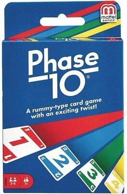 NEW!! Phase 10 Card Game FREE UK DELIVERY!!