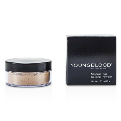 NEW Youngblood Mineral Rice Setting Loose Powder (Medium) 10g/0.35oz Womens