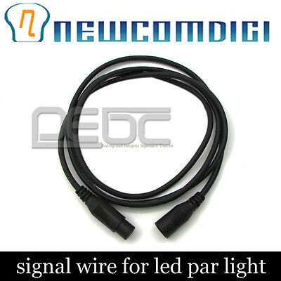 Signal wire cable line for stage light head moving light DMX512 controller 5M