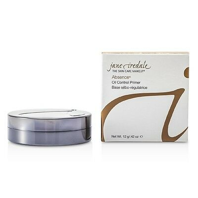NEW Jane Iredale Absence Oil Control Primer SPF 15 12g Womens Makeup