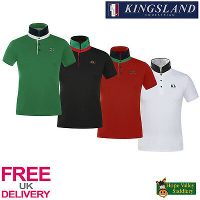 Kingsland Leandro Mens Polo Shirt (162-PT-507) **FREE UK Shipping**