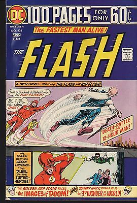 FLASH (1959) #232 VF- (7.5) 100 page spectacular