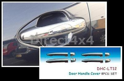 Lexus Rx400H 2005-2009 Chromed Door Handle Covers External Accessories