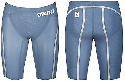 Racing Man Jammer Arena Powerskin Carbon Ultra 2A314 Bluesteel Fina Approved-En