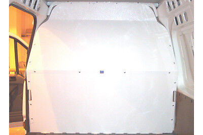 Van Guard Ford Transit Connect 2002-2013 Swb Full Solid Bulkhead Safety