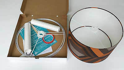 40Cm  Lampshade Making  Kit ..... Make Your Own...