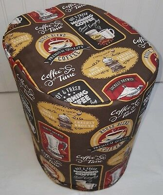 Morning Coffee Cover Compatible with Keurig Coffee Brewing Systems