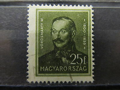 A2P15 HUNGARY 1937 25f USED