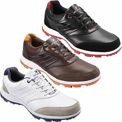 Stuburt Urban Control Studded Golf Street Shoes Mens *new* 2015