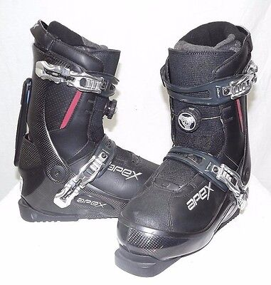Apex CC-3 New Men's Ski Boots Size 26 #540932