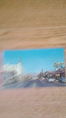 RARE WONDERFUL LOOKING lot of 1  POST CARD FROM WENATCHEE WASHINGTON