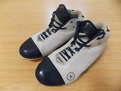 d5604e3e5c93 Converse All Star Dwyane Wade 1.3 Blue White Basketball Shoes - Size Mens  7.5