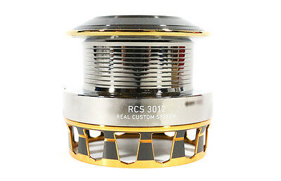 Sale Daiwa Spare Spool RCS Air Spool 3012 PE Gold (0510)