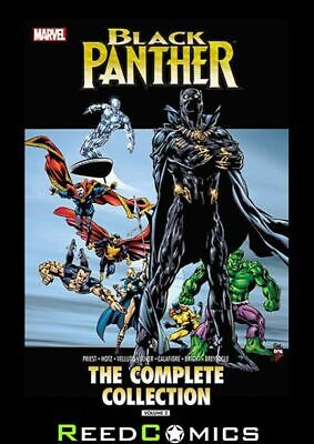 BLACK PANTHER BY PRIEST VOLUME 2 COMPLETE COLLECTION GRAPHIC NOVEL New Paperback
