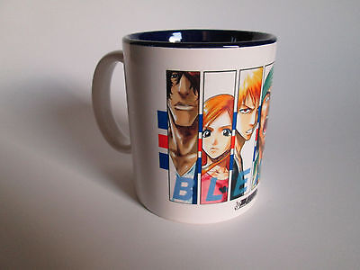 Bleach Anime Manga 12oz Coffee Cup Mug