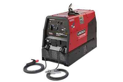 Lincoln Eagle 10,000 Plus Arc/Stick Welder and Generator For Tig, Mig, Flux-Core