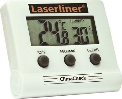 Laserliner ClimaCheck Digital Humidity & Temperature