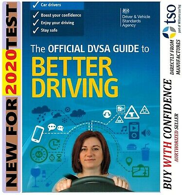 The Official DVSA Guide to Better Driving 9780115532931 (Paperback, 2019) 'bttdr