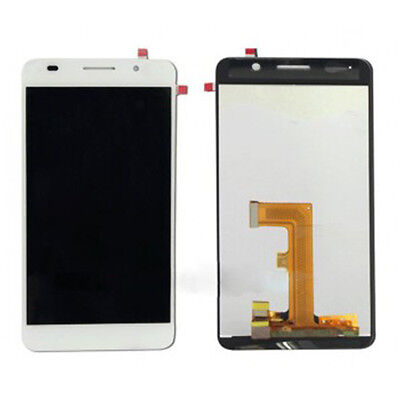 Replacement LCD Screen Display Touch Digitizer Unit For Huawei Ascend G7 White