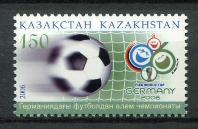 s7587) KAZAKHSTAN 2006 MNH** WC Football - CM Calcio 1v
