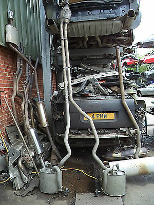 Bmw X5 E53 Exhaust System 2005 M.a