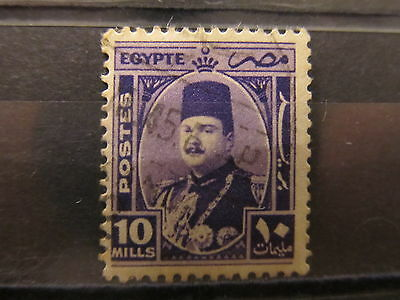 A2P16 EGYPT 1944-50 10m USED