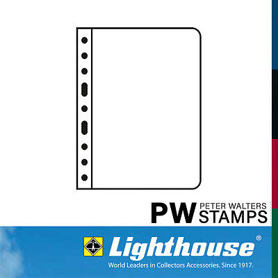 Lighthouse VARIO 1S Pages Pack of 5 Pages Black Background