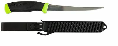 Filleting Knife with Sheath/155mm Flexible Blade/ From Mora of Sweden