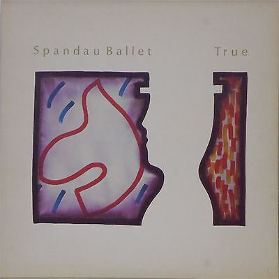 Spandau Ballet 'true' Uk Lp