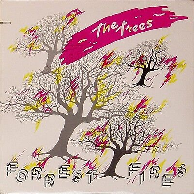 The Trees 'forrest Fires' Us Import Lp