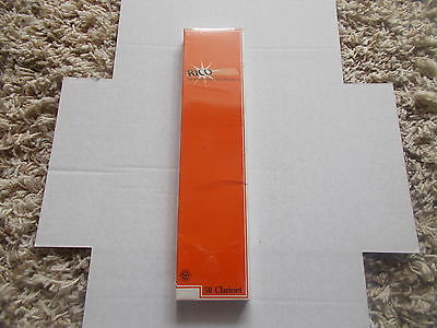 50 x RICO Bb CLARINET REEDS STRENGTH # 3 ( SEALED PACK OF 50 ) Free Shipping UK