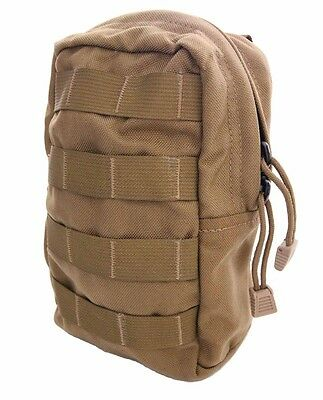 Military Army MOLLE Sundry Utility Medical First Aid EMT Pouch Coyote Brown