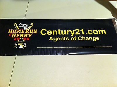 2006 Pittsburgh Pirates Baseball All Star Game Home Run Derby Retractable Sign