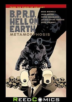 BPRD HELL ON EARTH VOLUME 12 METAMORPHOSIS GRAPHIC NOVEL New Paperback 130-134