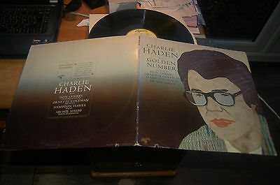 3808 Charlie Haden The Golden Number Buy 5 LP's For £6 Postage