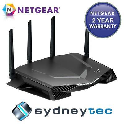 New NETGEAR R9000 Nighthawk X10 AD7200 MU-MIMO Tri-Band WiFi Router - NBN
