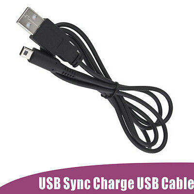 Sync Charge Charing USB Power Cable Cord Charger for Nintendo 3DS DSi NDSI XL OP