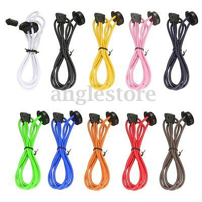 1 Pair Elastic No-Tie Locking Shoelaces Shoe Laces With Fastener For Sport Shoes
